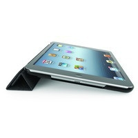 Kensington Leath Cvr Stand Ipad Mini Blk