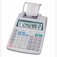 Aurora 12Digit Printing Calculator PR710