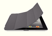 Apple iPad Smart Cover Poly Dark Grey