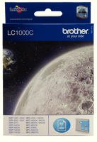 Brother LC1000C Ink Cartridge Cyan