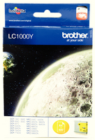 Brother LC1000Y Ink Cartridge Yellow