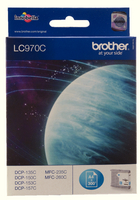 Brother InkCart Cyan LC970C