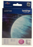 Brother InkCart Magenta LC970M