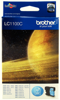 Brother LC1100 Ink Cart Cyan LC1100C