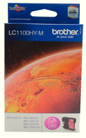Brother LC1100 HY Ink Cart Mag LC1100HYM