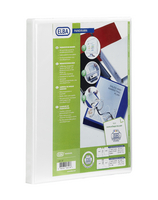 Elba A4 Panorama 65mm 2D Pres Binder Wht