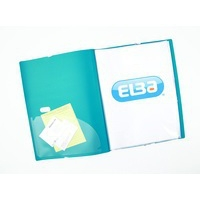 Elba 60 Pocket Display Book Turq