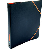 Elba Ring Binder On The Go 2R 40Mm Orng