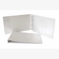 Presentation Ring Binder 40mm A3 White