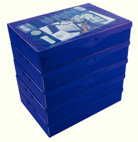 Elba 70 Fc Box File Purple