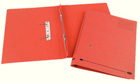Elba Spring Trans File 310gsm Red