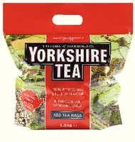 Yorkshire Tea Bags Soft Water P480