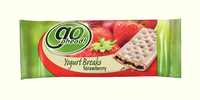 McVities Go Ahead YogBar Strawberry