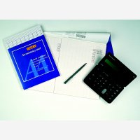 Vestry Account Pad A3 14Column CV2087