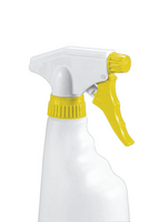 Yellow Trigger Spray Bottles