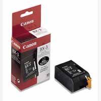 Canon Bx3 Blk Ink Cart B100/Mp10/B155Fax