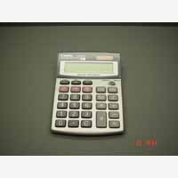 Canon 12Digit Display Desk Calc Ls-120Rs