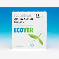 Ecover Dishwasher Tablets Pk25
