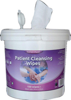 EcoTech Patient Cleansing Wipes