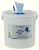 EcoTech Wipes Tub of 500 VECO500