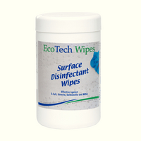 EcoTech Wipes Tub of 200 VECODW200