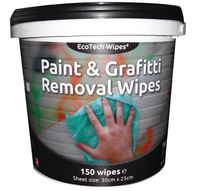 EcoTech Paint & Graffiti Wipes