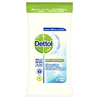 Dettol Wipes Pack of 156 KRBSCW56