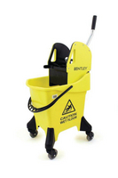 Yellow 31L Mopping Unit