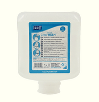 Deb Clear Foam Wash 1L Cart CLR1L Pk6