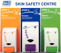 Deb Skin Protection Centre Small 2Ltr