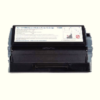 Dell 5210N Use/Return Tnr Cart Gd531 Blk