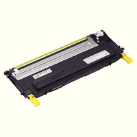 Dell 1235Cn Toner Cartridge M127K Ylw