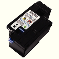 Dell 1250/135X Toner Cart Dv16F Black
