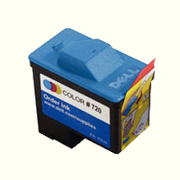 Dell Aio 720 Inkjet Cartridge Kit Colour