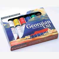 Daler Rowney Georgian Oil Starter Set