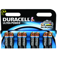Duracell Battery Ultra P12 AA 75052877
