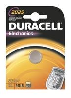 Duracell ButtonBattery Lithium 3V DL2025