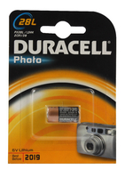 Duracell Battery Photolithium Pk1 PX28L