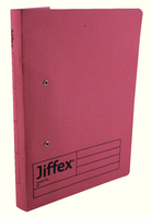 Acco BCC Jiffex File A4 Pink 43247EAST