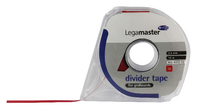Legamaster Sadh Board Tape Red 433202