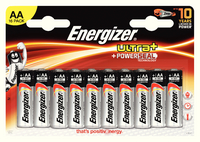 Energizer Ultra Powerseal Tech Aa Pk16