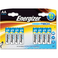Energizer HighTech AA/LR6 FSB8 Pk8