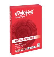 Evolution Everyday A4 75gsm Pk500 Wht F5