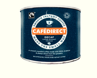 Cafe Direct Med Roast Decaff Coffee 500g