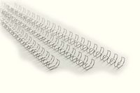 GBC 14mm 34R Wires Silver Pk100