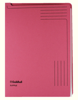 Guildhall Slipfile 12.5x9in Pink 14604