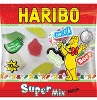Haribo Supermix small bag pk100