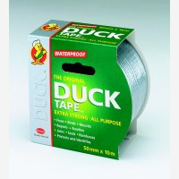 UniBond Duct Tape 50mm x 10m (Silver)