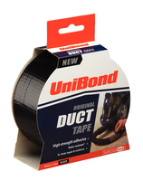 UniBond Duct Tape 50mm x 25m (Black)