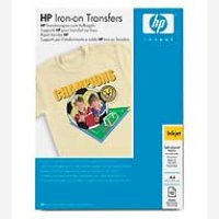 Hp Iron-On Transfer A4 Pk12 C6050A 170G